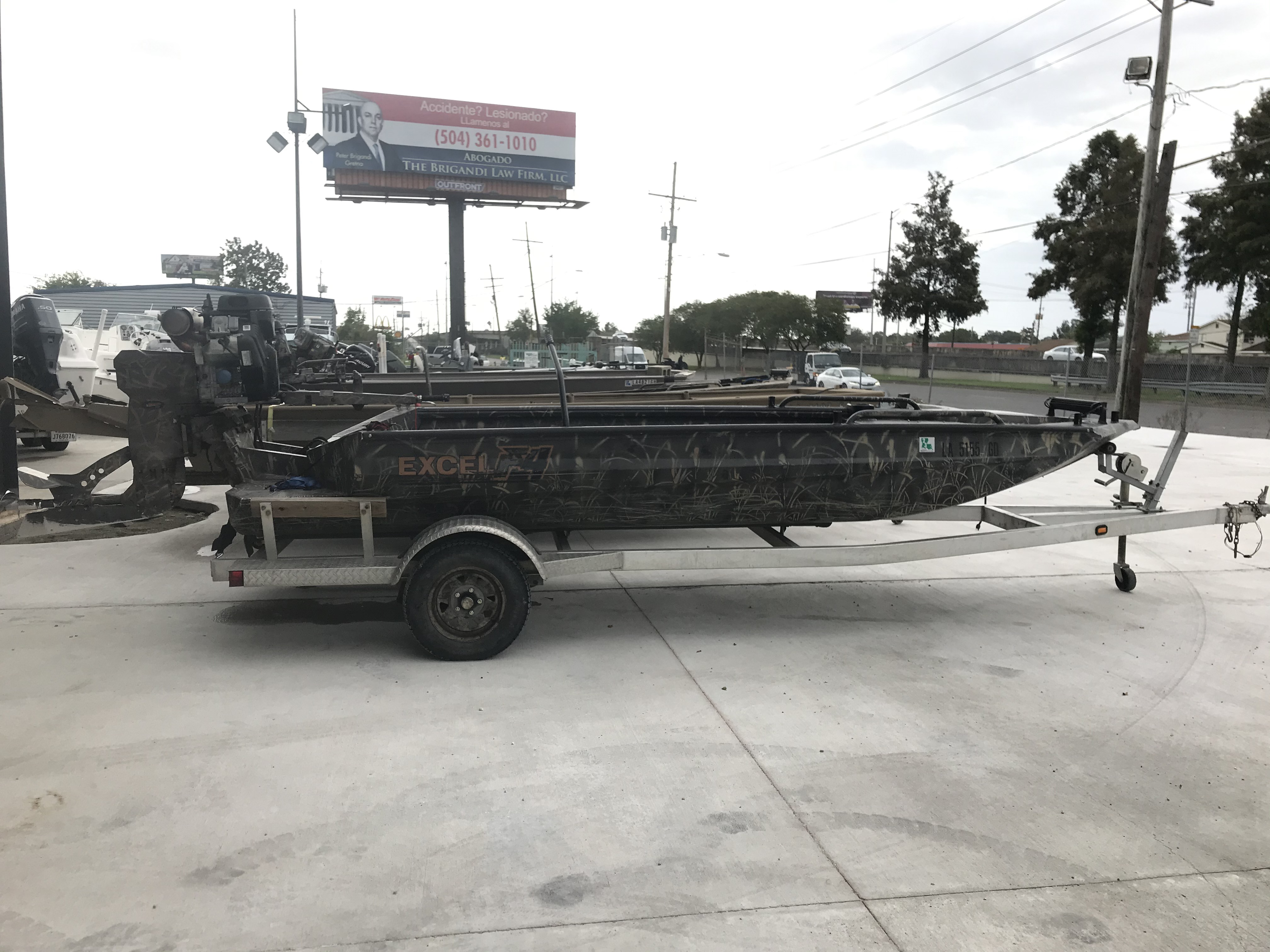 2015 EXCEL F4 1754 for sale