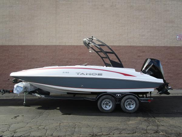 2021 Tahoe boat for sale, model of the boat is 2150 & Image # 1 of 24
