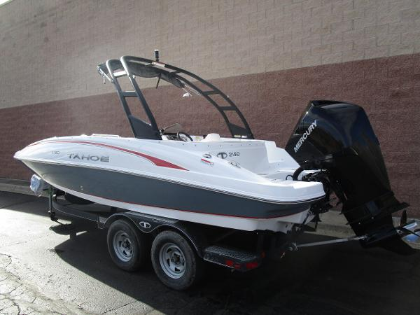 2021 Tahoe boat for sale, model of the boat is 2150 & Image # 3 of 24