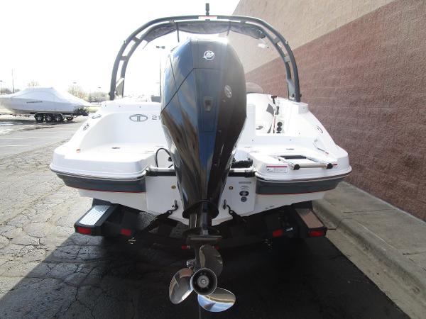 2021 Tahoe boat for sale, model of the boat is 2150 & Image # 4 of 24