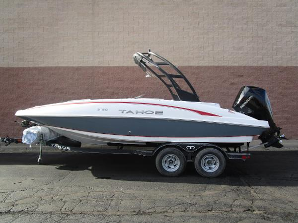 2021 Tahoe boat for sale, model of the boat is 2150 & Image # 21 of 24
