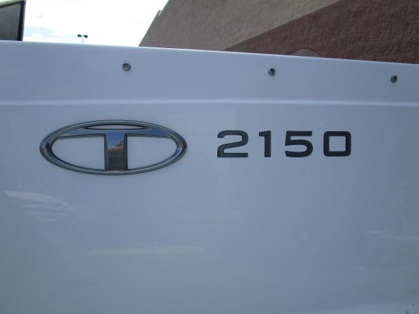 2021 Tahoe boat for sale, model of the boat is 2150 & Image # 22 of 24