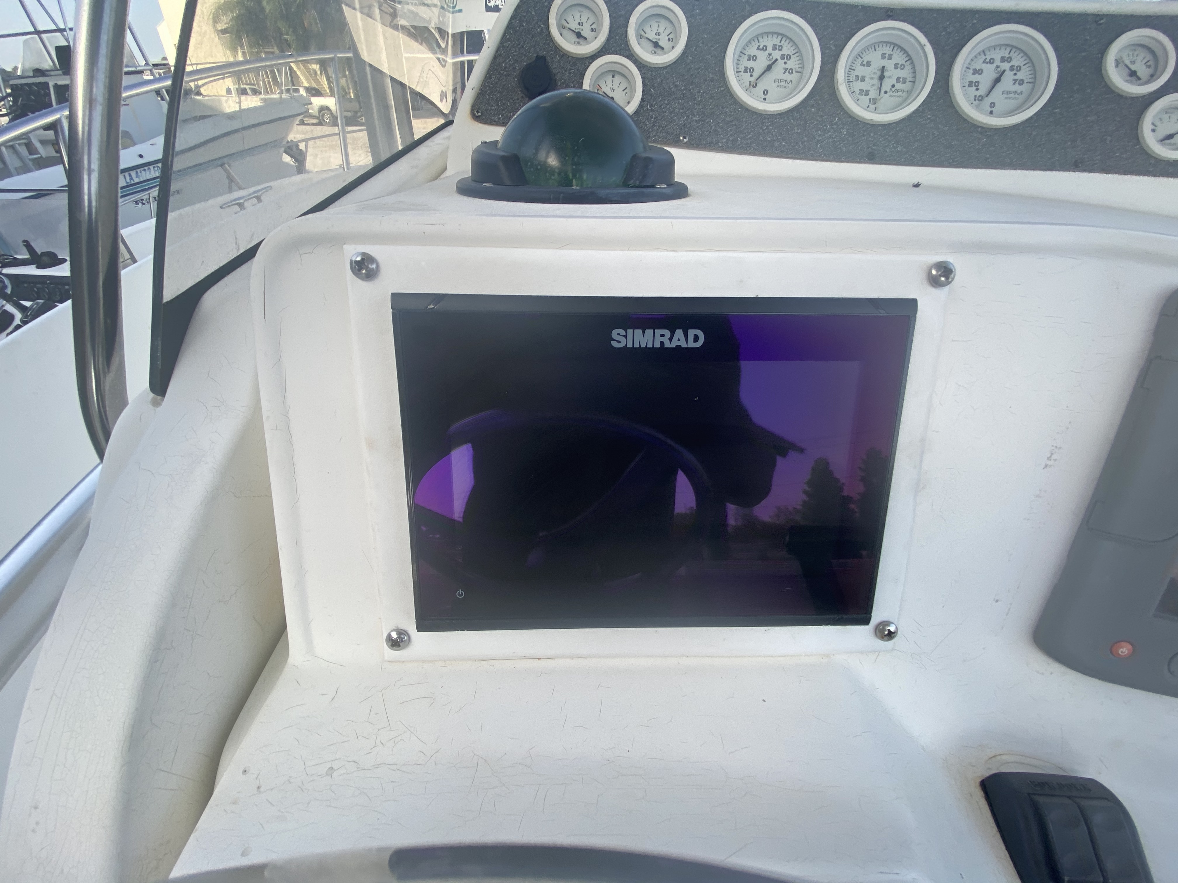 2002 Wellcraft boat for sale, model of the boat is 230 & Image # 3 of 14