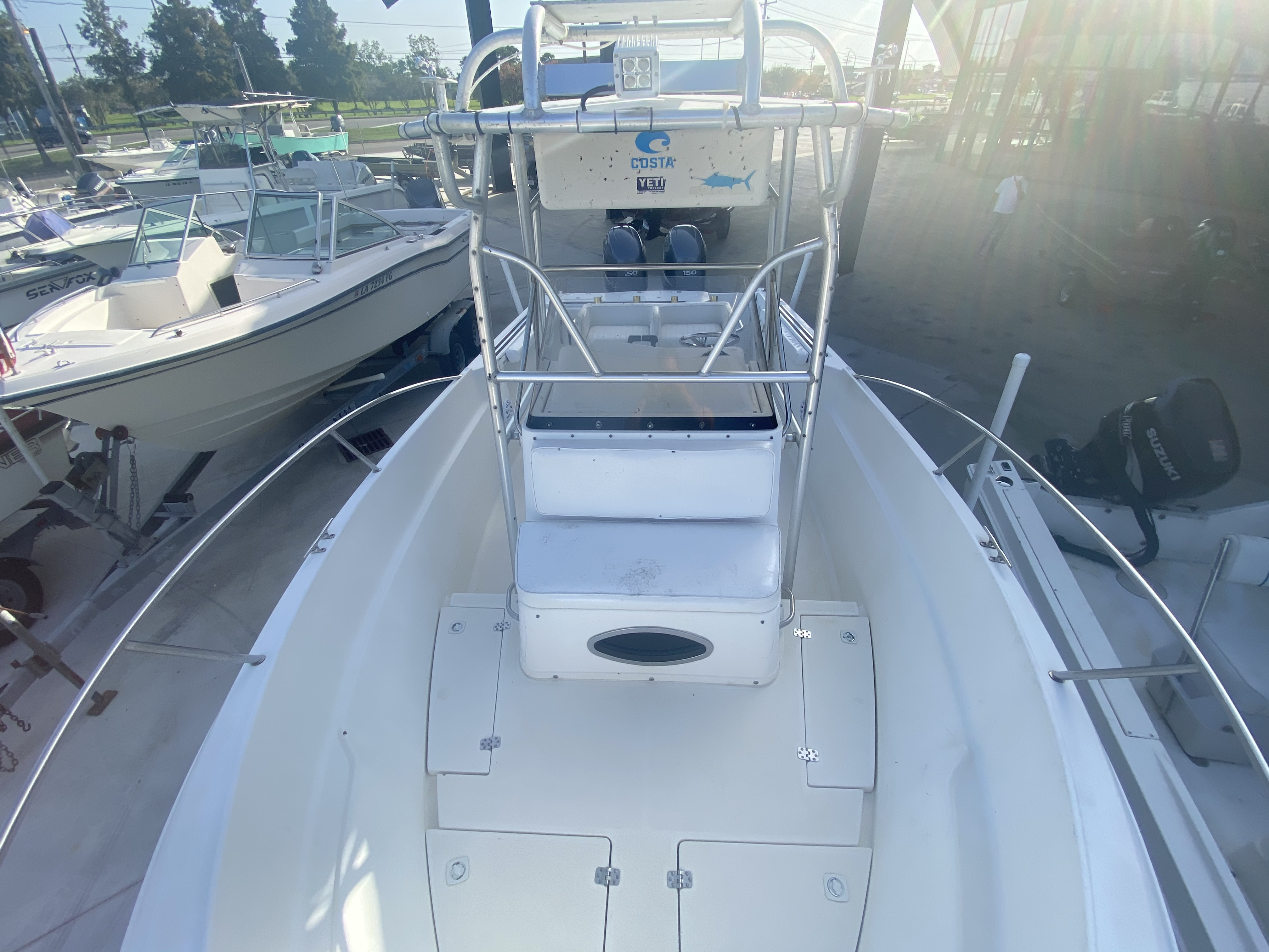 2002 Wellcraft boat for sale, model of the boat is 230 & Image # 8 of 14
