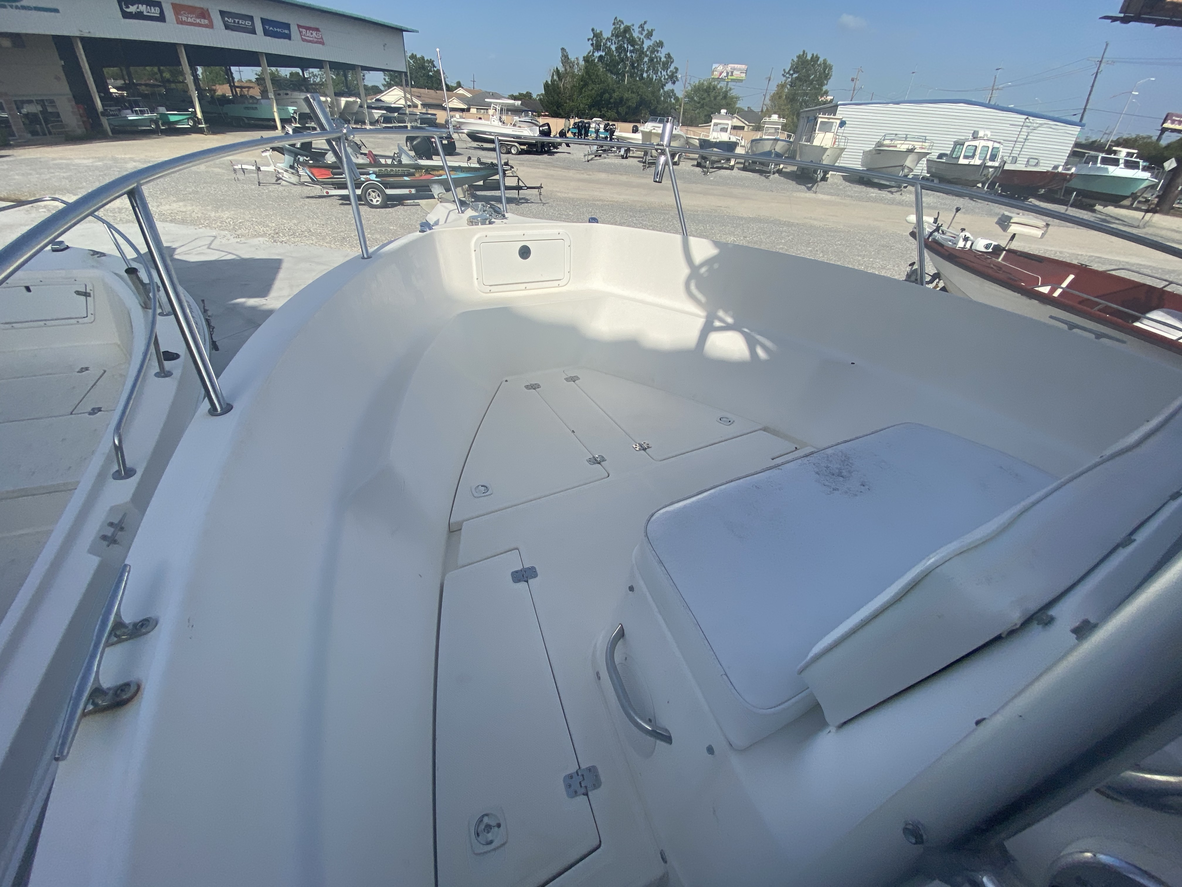 2002 Wellcraft boat for sale, model of the boat is 230 & Image # 10 of 14