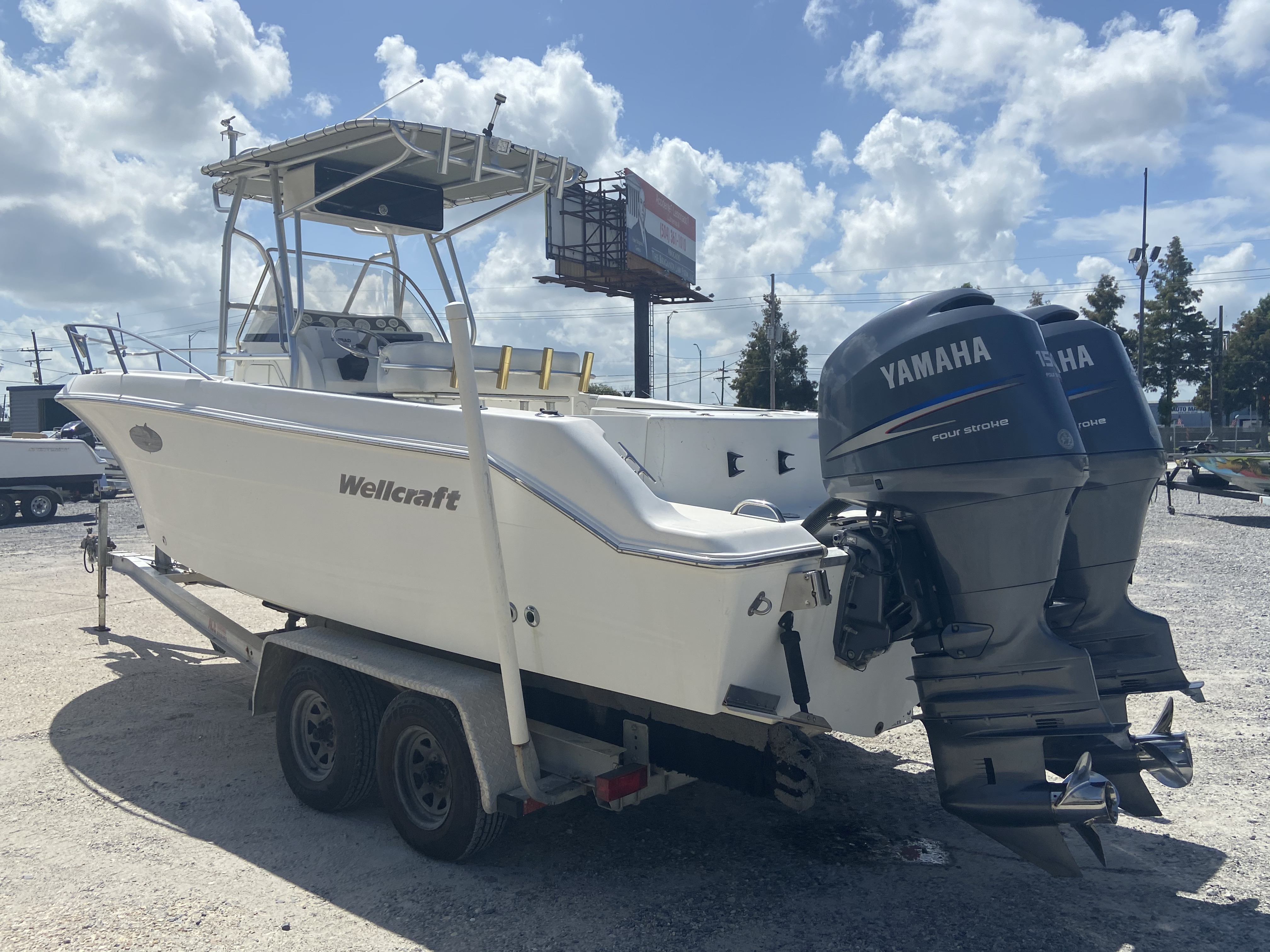 2002 Wellcraft boat for sale, model of the boat is 230 & Image # 13 of 14