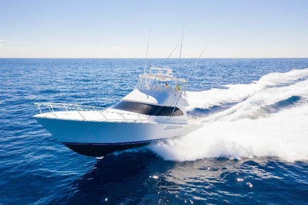 2013 Viking 50 Convertible
