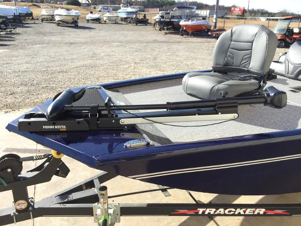 2021 Tracker Boats boat for sale, model of the boat is Pro 170 & Image # 7 of 50