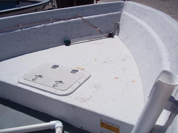 1996 Deep V boat for sale, model of the boat is 15' V & Image # 3 of 14