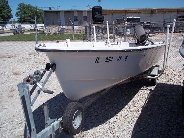1996 Deep V boat for sale, model of the boat is 15' V & Image # 4 of 14