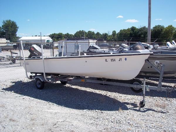 1996 Deep V boat for sale, model of the boat is 15' V & Image # 5 of 14