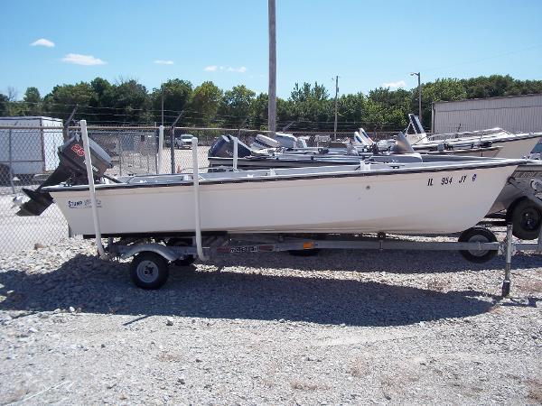 1996 Deep V boat for sale, model of the boat is 15' V & Image # 6 of 14