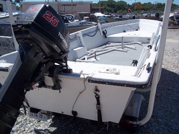 1996 Deep V boat for sale, model of the boat is 15' V & Image # 9 of 14