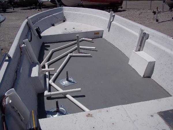 1996 Deep V boat for sale, model of the boat is 15' V & Image # 12 of 14