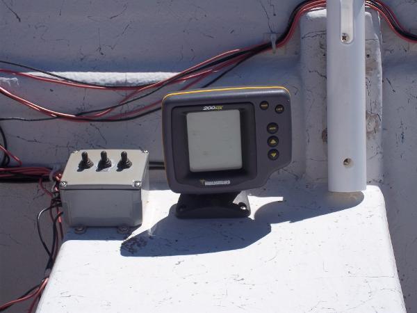 1996 Deep V boat for sale, model of the boat is 15' V & Image # 13 of 14