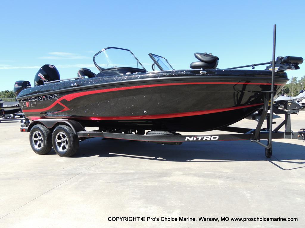 2019 Nitro boat for sale, model of the boat is ZV19 & Image # 1 of 50
