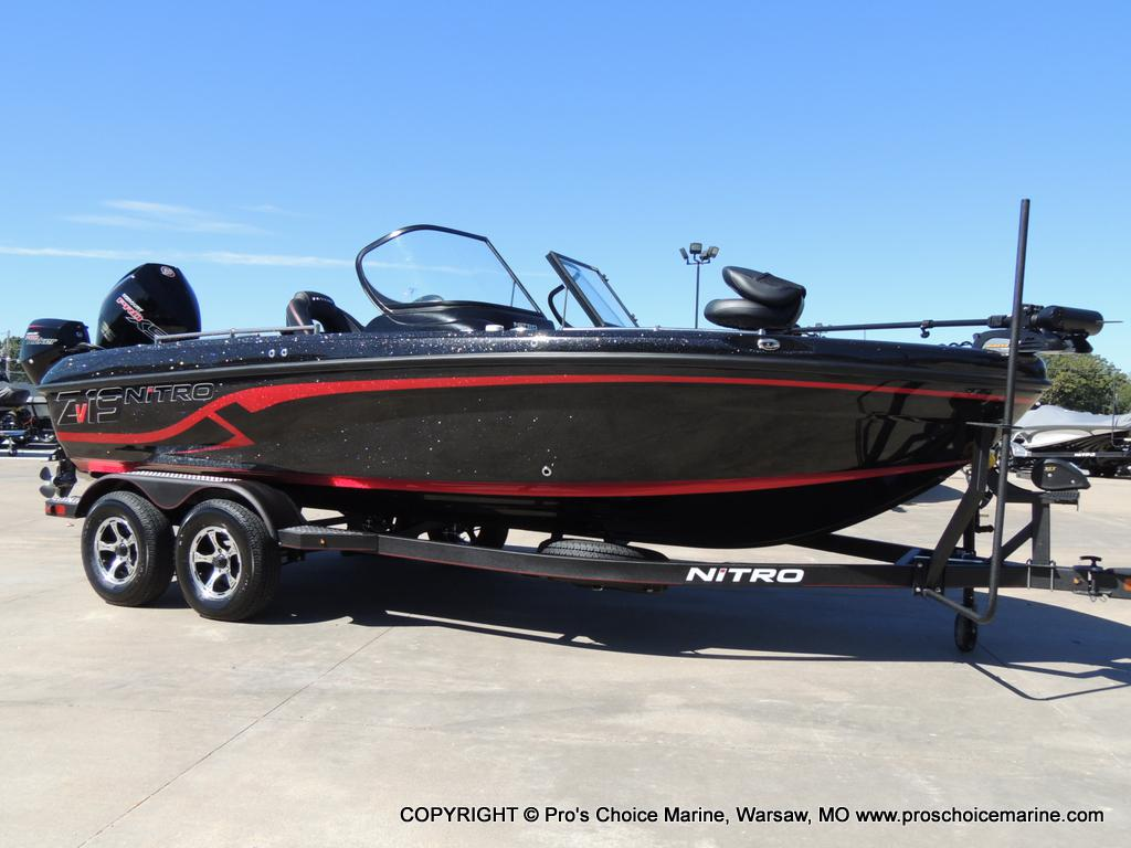 2019 Nitro boat for sale, model of the boat is ZV19 & Image # 10 of 50