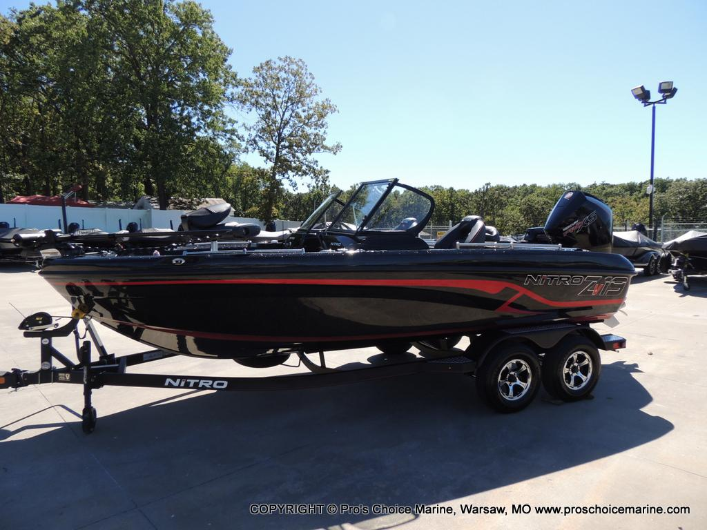 2019 Nitro boat for sale, model of the boat is ZV19 & Image # 11 of 50