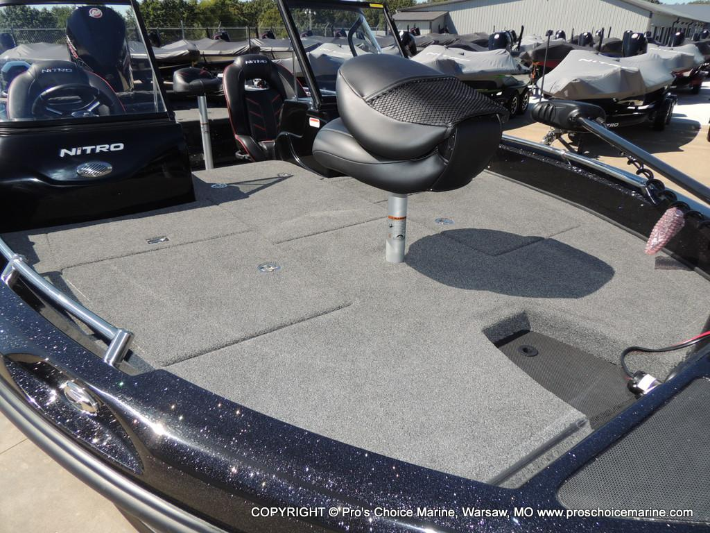 2019 Nitro boat for sale, model of the boat is ZV19 & Image # 13 of 50