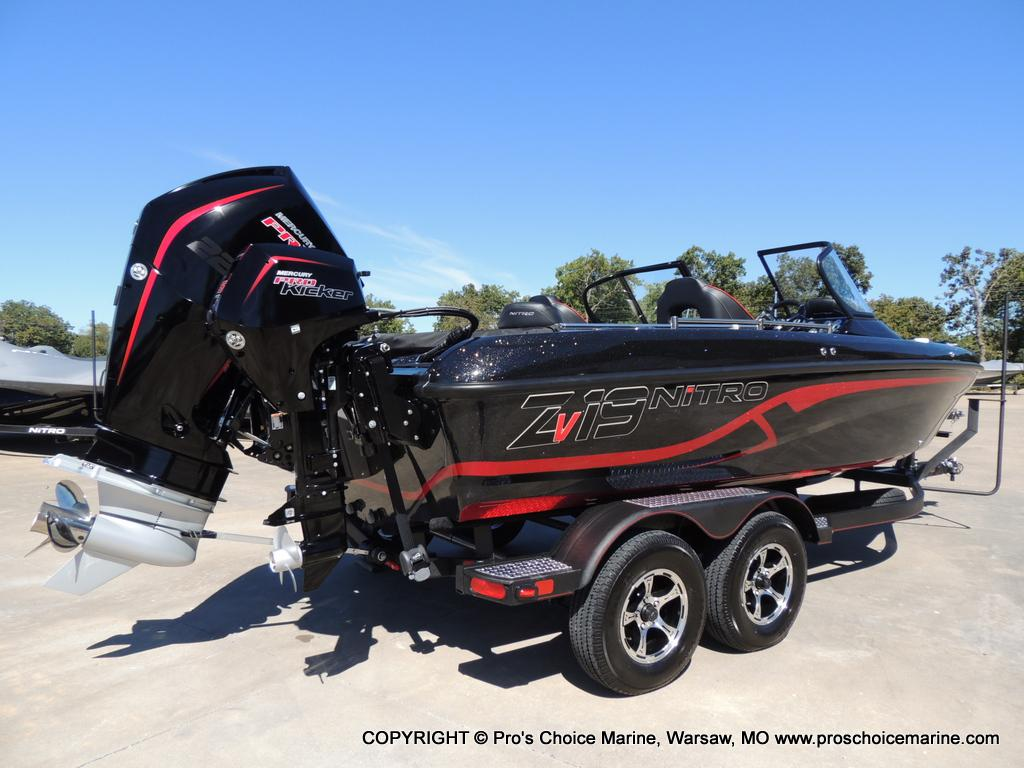 2019 Nitro boat for sale, model of the boat is ZV19 & Image # 2 of 50