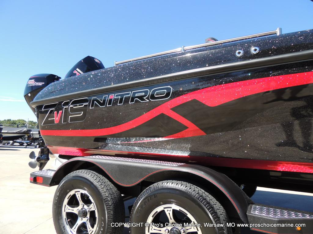 2019 Nitro boat for sale, model of the boat is ZV19 & Image # 25 of 50