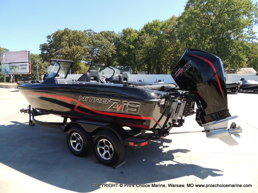 2019 Nitro boat for sale, model of the boat is ZV19 & Image # 28 of 50