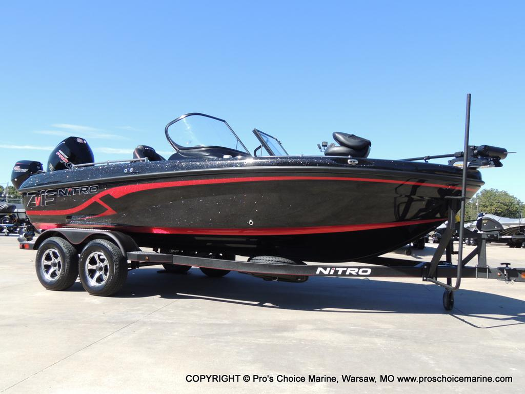 2019 Nitro boat for sale, model of the boat is ZV19 & Image # 34 of 50