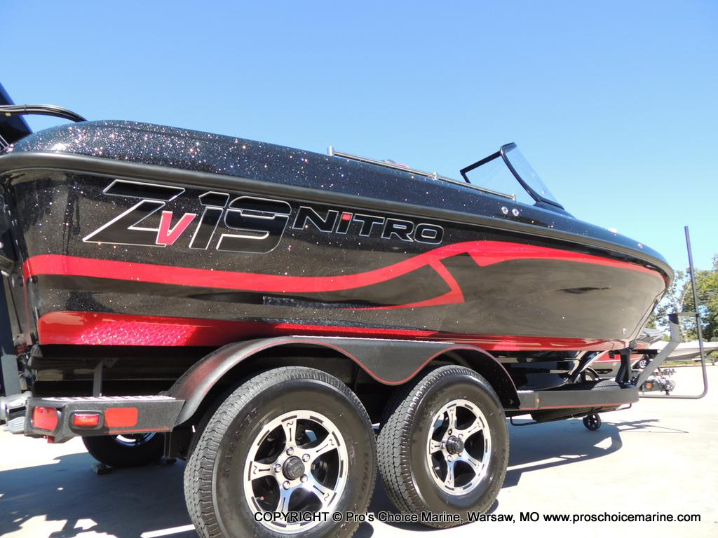 2019 Nitro boat for sale, model of the boat is ZV19 & Image # 35 of 50
