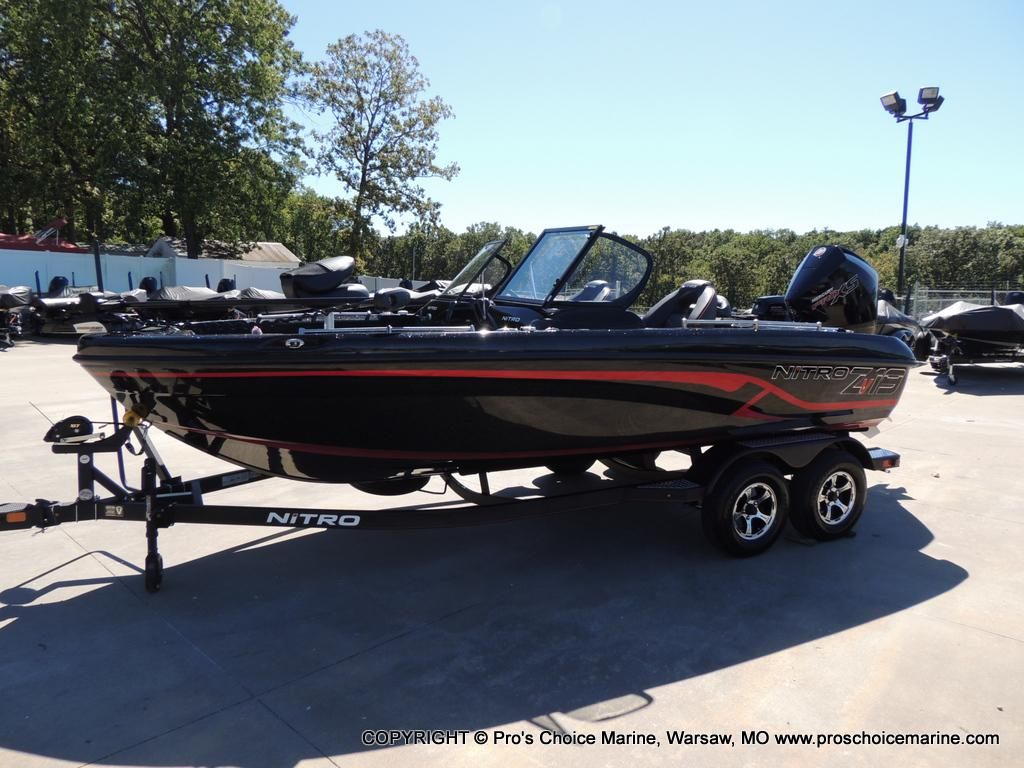 2019 Nitro boat for sale, model of the boat is ZV19 & Image # 37 of 50