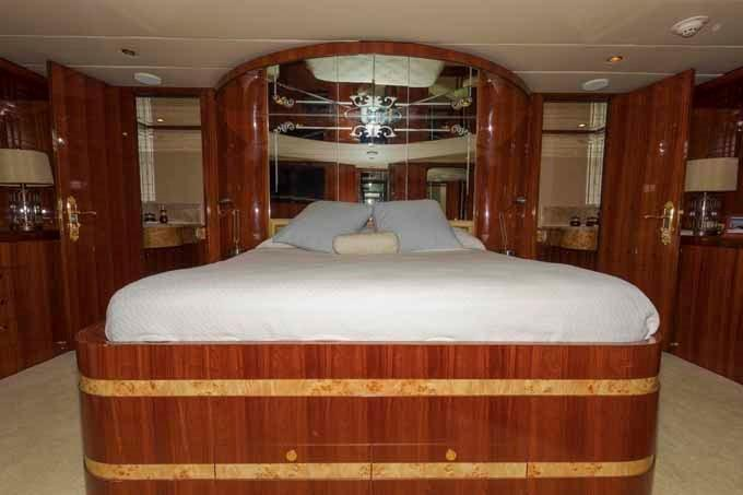 Master Looking Aft
