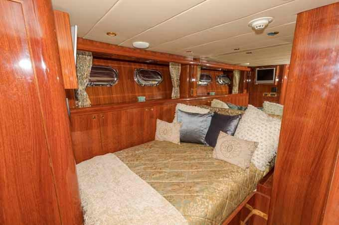 Starboard Side Cabin