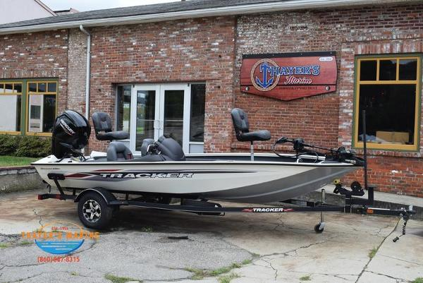2021 Tracker Boats boat for sale, model of the boat is Pro Team 175 TXW® Tournament Ed. & Image # 2 of 42