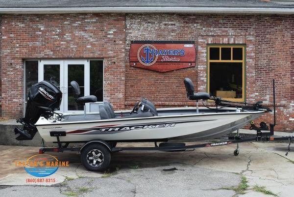 2021 Tracker Boats boat for sale, model of the boat is Pro Team 175 TXW® Tournament Ed. & Image # 5 of 42