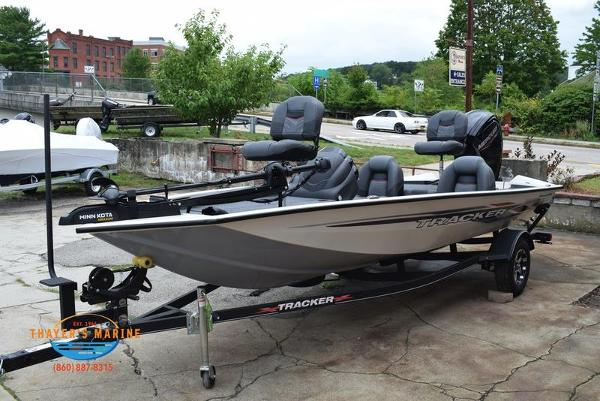 2021 Tracker Boats boat for sale, model of the boat is Pro Team 175 TXW® Tournament Ed. & Image # 7 of 42