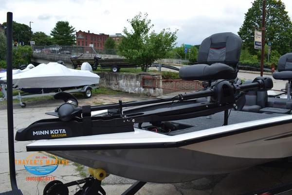 2021 Tracker Boats boat for sale, model of the boat is Pro Team 175 TXW® Tournament Ed. & Image # 8 of 42