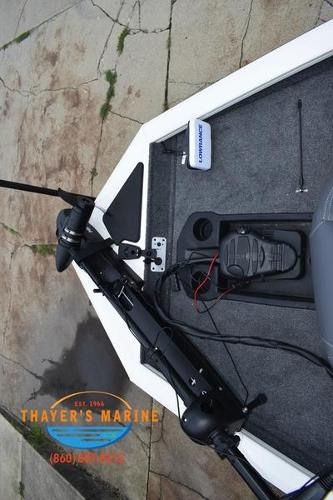 2021 Tracker Boats boat for sale, model of the boat is Pro Team 175 TXW® Tournament Ed. & Image # 10 of 42