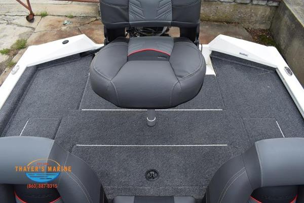 2021 Tracker Boats boat for sale, model of the boat is Pro Team 175 TXW® Tournament Ed. & Image # 26 of 42