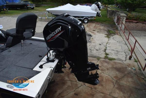 2021 Tracker Boats boat for sale, model of the boat is Pro Team 175 TXW® Tournament Ed. & Image # 31 of 42
