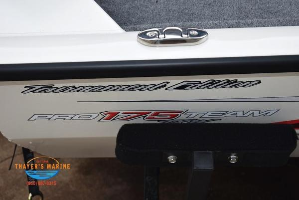 2021 Tracker Boats boat for sale, model of the boat is Pro Team 175 TXW® Tournament Ed. & Image # 35 of 42