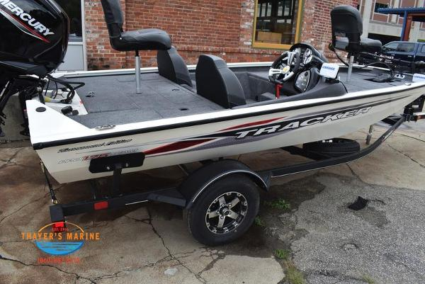 2021 Tracker Boats boat for sale, model of the boat is Pro Team 175 TXW® Tournament Ed. & Image # 38 of 42