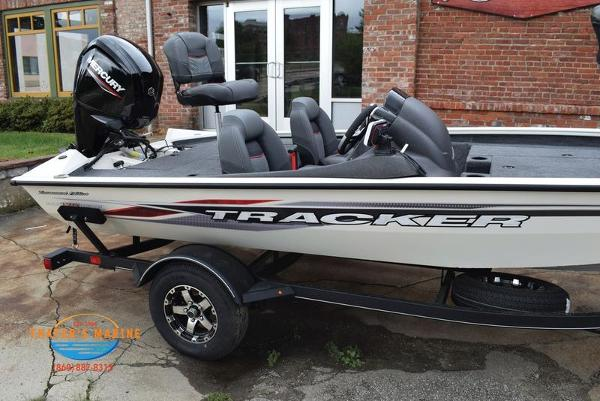 2021 Tracker Boats boat for sale, model of the boat is Pro Team 175 TXW® Tournament Ed. & Image # 42 of 42