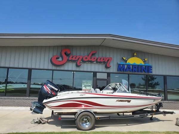 2009 STRATOS 486 SKI N FISH for sale