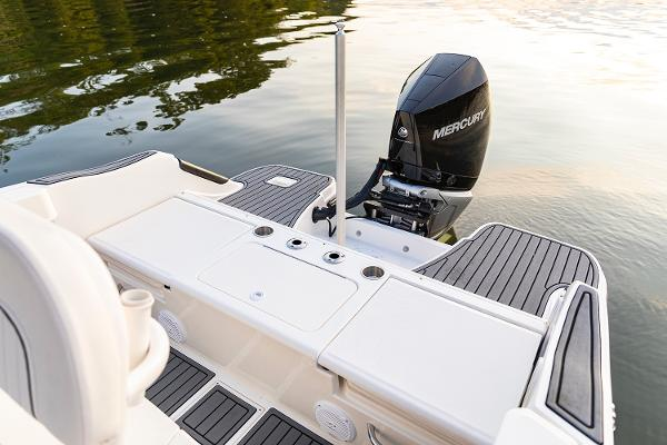 2022 Bayliner boat for sale, model of the boat is T22CC & Image # 23 of 27