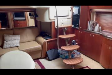 Sea Ray 52 Sundancer video