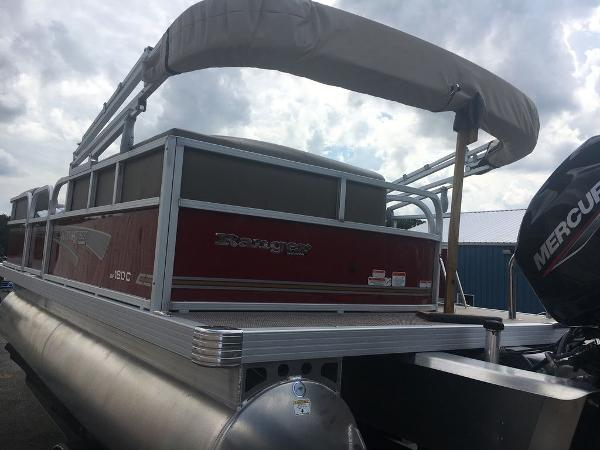 2021 Ranger Boats boat for sale, model of the boat is 180C & Image # 6 of 14