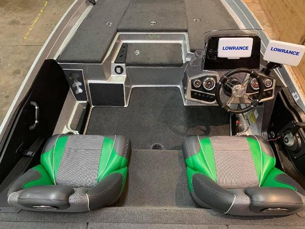 2017 Ranger Boats boat for sale, model of the boat is Z175 & Image # 8 of 10