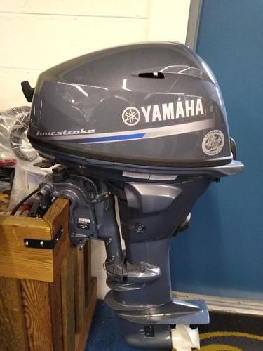 2021 Yamaha Outboards F25