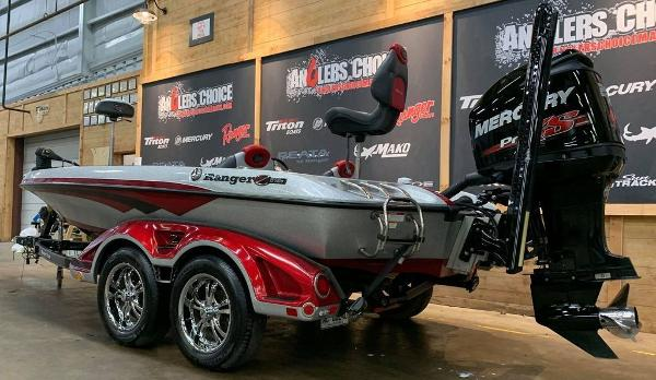 2014 Ranger Boats boat for sale, model of the boat is Z518c & Image # 16 of 17