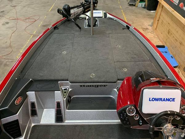 2014 Ranger Boats boat for sale, model of the boat is Z518c & Image # 14 of 17