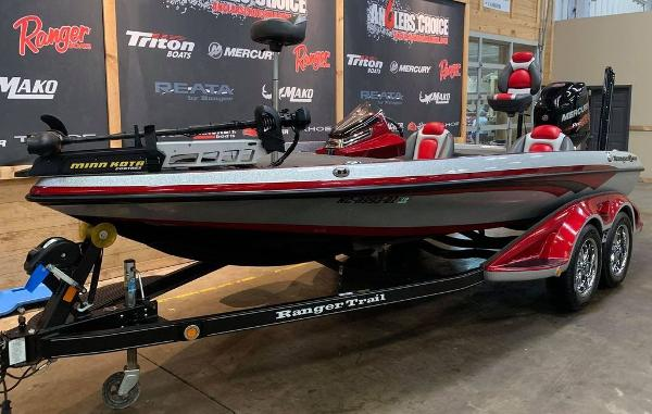 2014 Ranger Boats boat for sale, model of the boat is Z518c & Image # 12 of 17